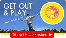 Shop Flying Discs and Frisbees