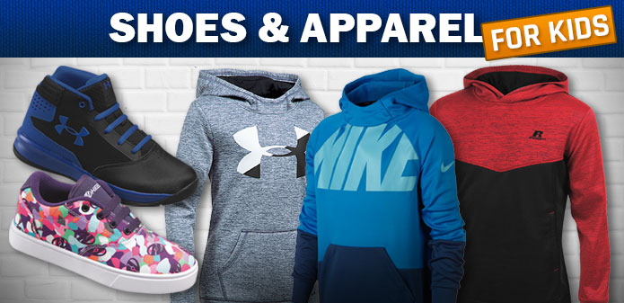 Youth Apparel and Footwear