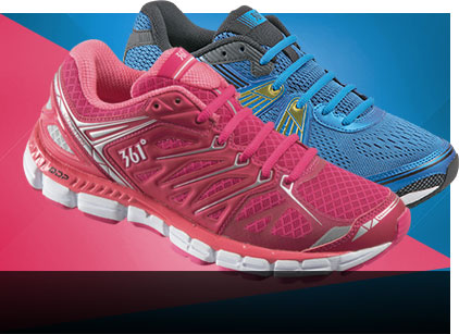 361 Running Shoes